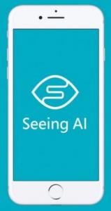 Seeing AI app logo